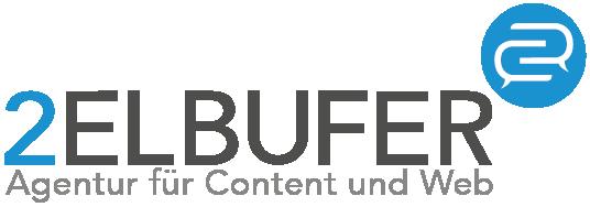 2 Elbufer - Agentur für Content und Web