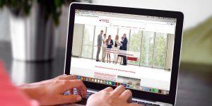 Internetseite für die Wirtschaftssenioren beraten e.V. in Hamburg